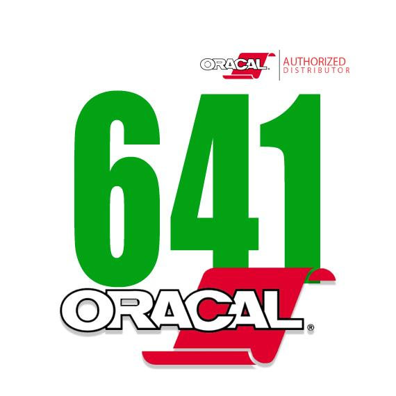 Oracal 641 Matte 021m Yellow