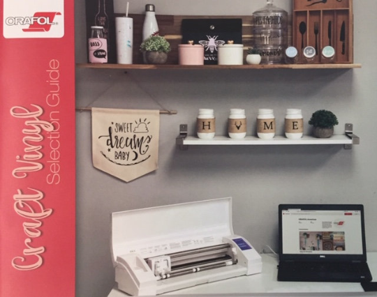 Siser, Oracal, ThermoFlex, FDC, QCM Ink, and Vinyl Charts